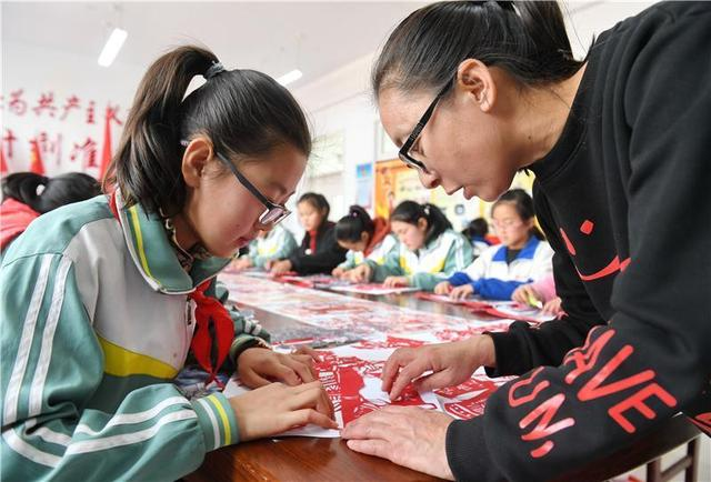 滦州:乡土文化润校园