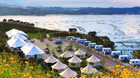 要火!唐山将新建5个自驾车旅居车营地
