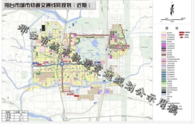 河北2市轨道交通规划方案公布