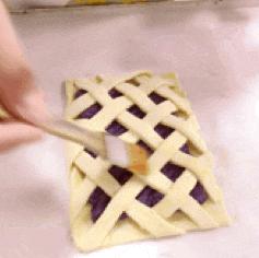 梅朵手作课堂11丨紫薯派