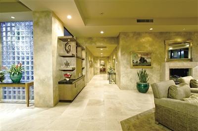 怎样搭配好客厅地砖颜色