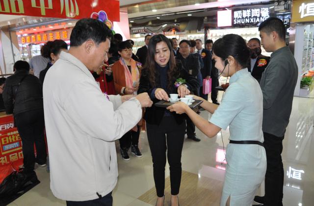 河北省首届日化百货品牌采购节隆重开幕