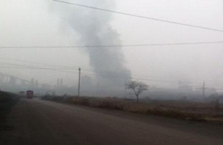 邯郸峰峰焦化厂发生爆炸 致3人受伤