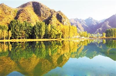 蜿蜒的拒马河:京西百渡的母亲河