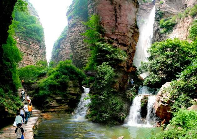 中国·邢台九龙峡自然风光旅游区