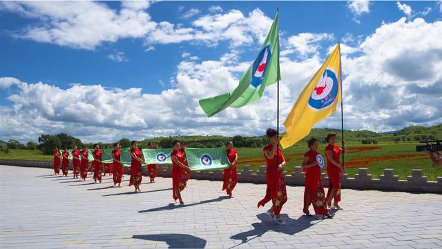 中国梦图腾亮相河北省第三届旅发大会
