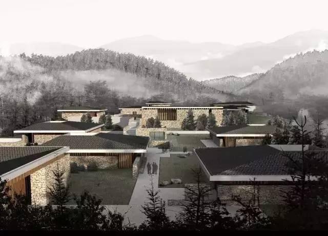 """建在承德的""""国家图书馆文献储备库""""设计方案出炉"""