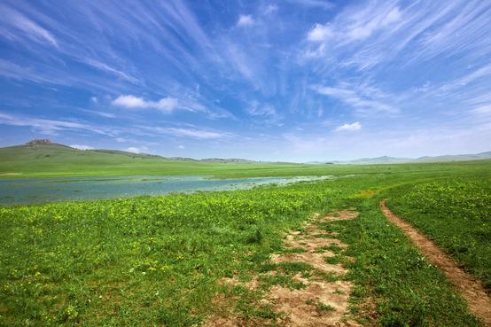 坝上草原(二)