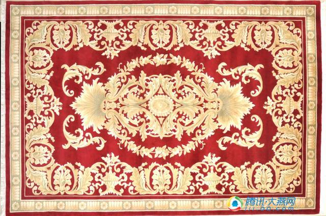 衡水手工传统地毯编织技艺经过几代人的传承,创新和发展,已形成了