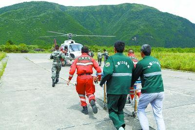 九寨沟震区7.1万滞留人员已撤离