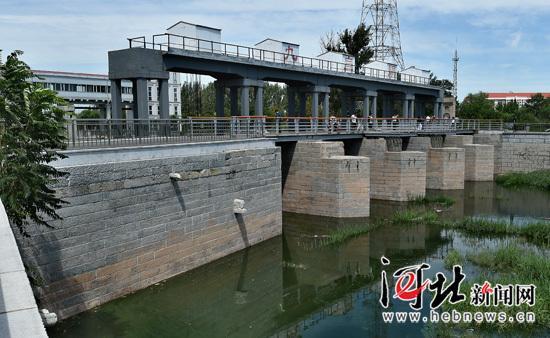 悠悠南运河 挽起京津冀