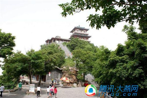 休闲度假好去处—冀州灵秀山庄