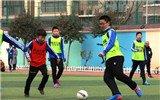 衡水市桃城区中小学开展校园足球主题活动
