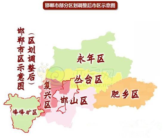 邯郸市区人口多少_邯郸市区限号区域图