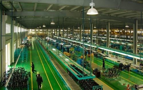 制造业开新局 绿色发展成底色