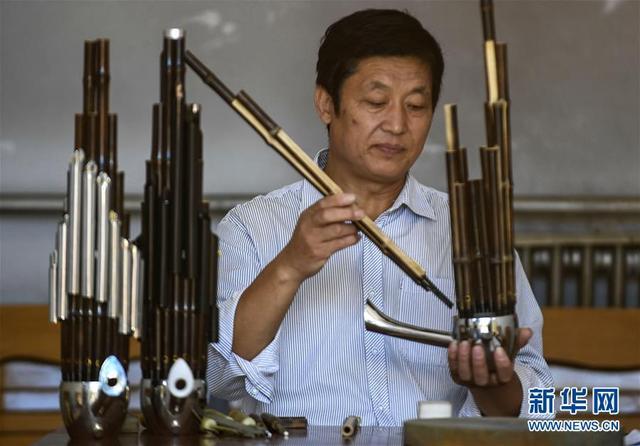 河北景县:工匠传承传统技艺