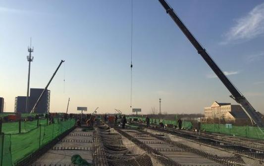 京秦高速京冀、冀津接线段年底完工 打通京津冀断头路