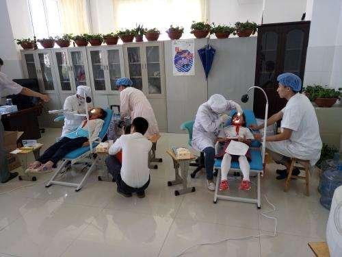 4月起北京市适龄儿童免费防龋
