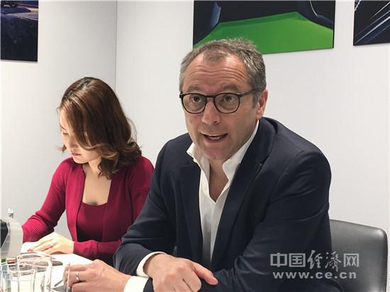兰博基尼CEO:在华销量有望增长2倍