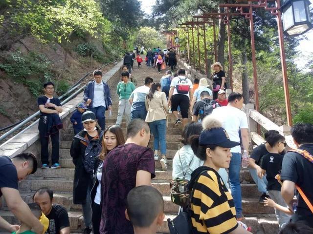 """唐山""""五一""""旅游市场高位运行 接待游客275万人次"""