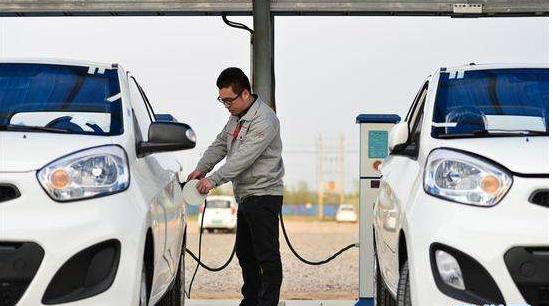 河北省首个新能源汽车监测与管理平台上线