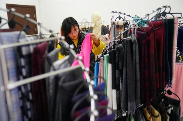 南宫:羊绒产业助推县域经济发展