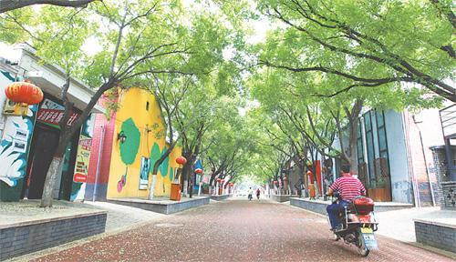 武强县周窝音乐小镇全力打造景区旅游格局