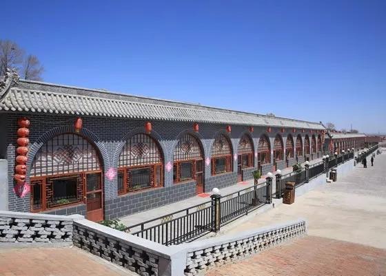 尚义县南壕堑镇十三号村