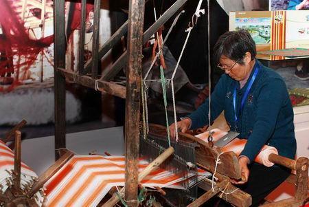 传统棉纺织工艺