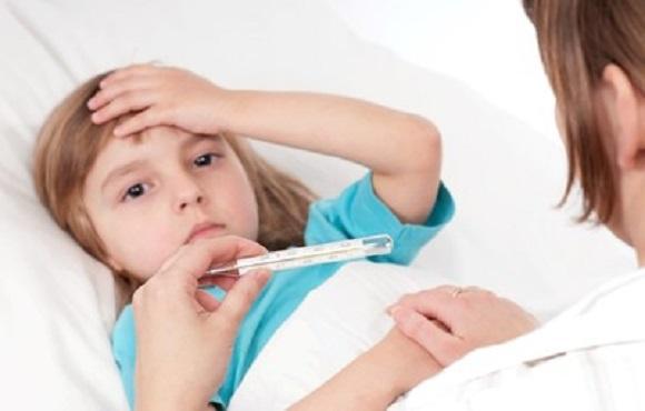 遇到小孩发烧怎么办?最快的退烧方法戳这里