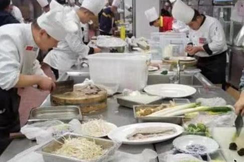 河北省直机关餐饮厨师大比武竞赛落下帷幕