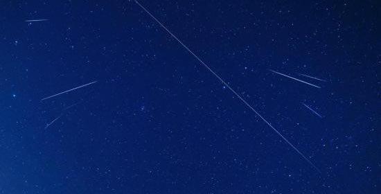 双子座流星雨14日上演 每小时有数十颗流星