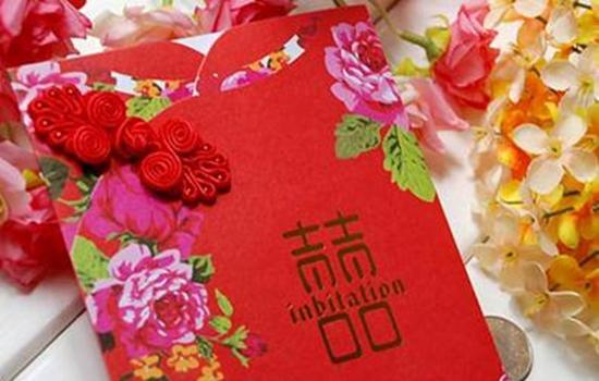 中式婚礼习俗 你需要了解这些