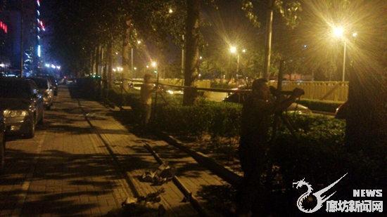 """廊坊:""""煤改气工程""""广阳道移动大厦西侧即将动工"""