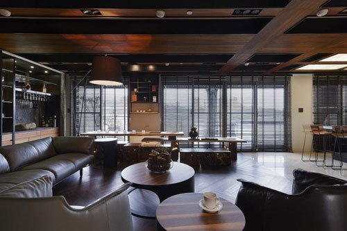 舒爽居家空间 日式风格设计攻略分享(图)图片
