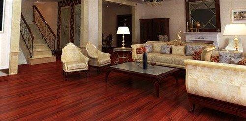 地板镀膜油保养地板更耐用—南阳木地板批发