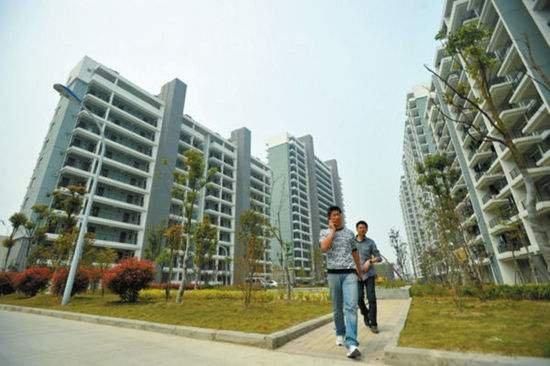 合肥加快人才公寓建设 保障人才90-220㎡住房需求