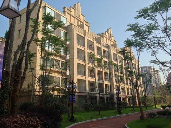 三段式风格为主要特征,彰显建筑的高贵典雅特质;12000平米风情商业街图片