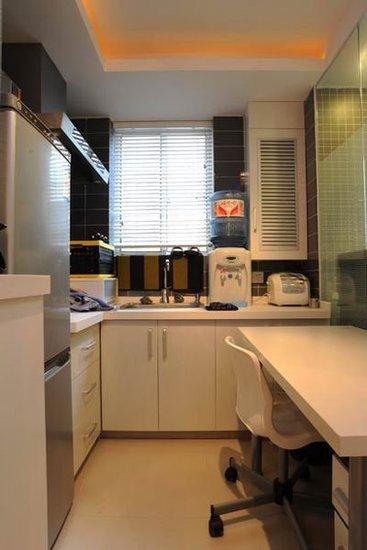 老房子装修效果图30平米一居室超强变身_房屋单层频道v居室示例图片