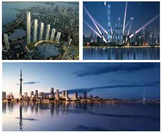 向上城市的力量:700米滨湖电视塔,刷新的不仅仅是天际线!