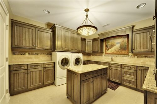 美式风格厨房装修攻略 复古有韵味(图)