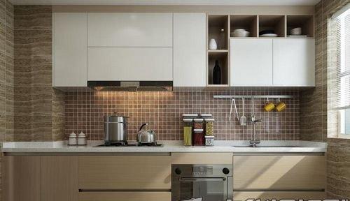 小户型厨房设计 扩充空间并不难!