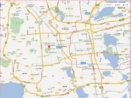 本周末,全中国人都将涌往苏州的这个地方!