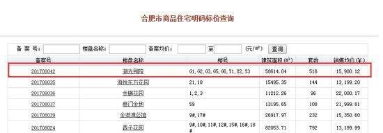 8.28丨滨湖某盘首次备案1.59万/㎡ 合肥下月试点手机支付公交车费
