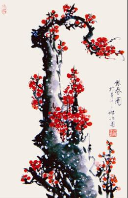 张治国 ——《百位艺术大使》献礼全国两会图片