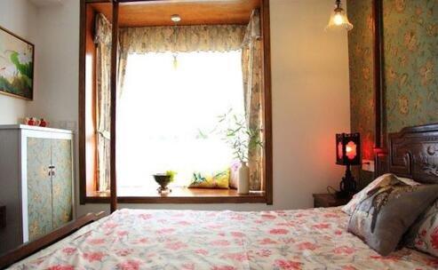 浪漫自然装修案例赏析 打造一个烟雨江南的幸福之家