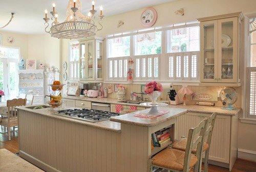 家庭主妇的甜蜜梦想--糖果般的梦幻厨房