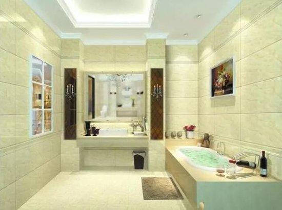 浴室装修需注意的三大注意事项,你知道吗?