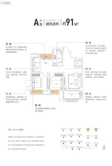 王牌点评第9期:不限购不限贷 91-112㎡低密度空间备受追捧