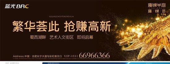 蓝光雍锦半岛:唯有眼光长远,方能财富无限